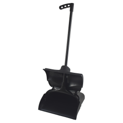 Brooms & Dust Pan